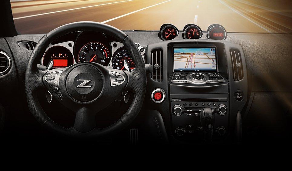 Nissan 370z Touring 2018 llega a todos los pisos de venta en Mé