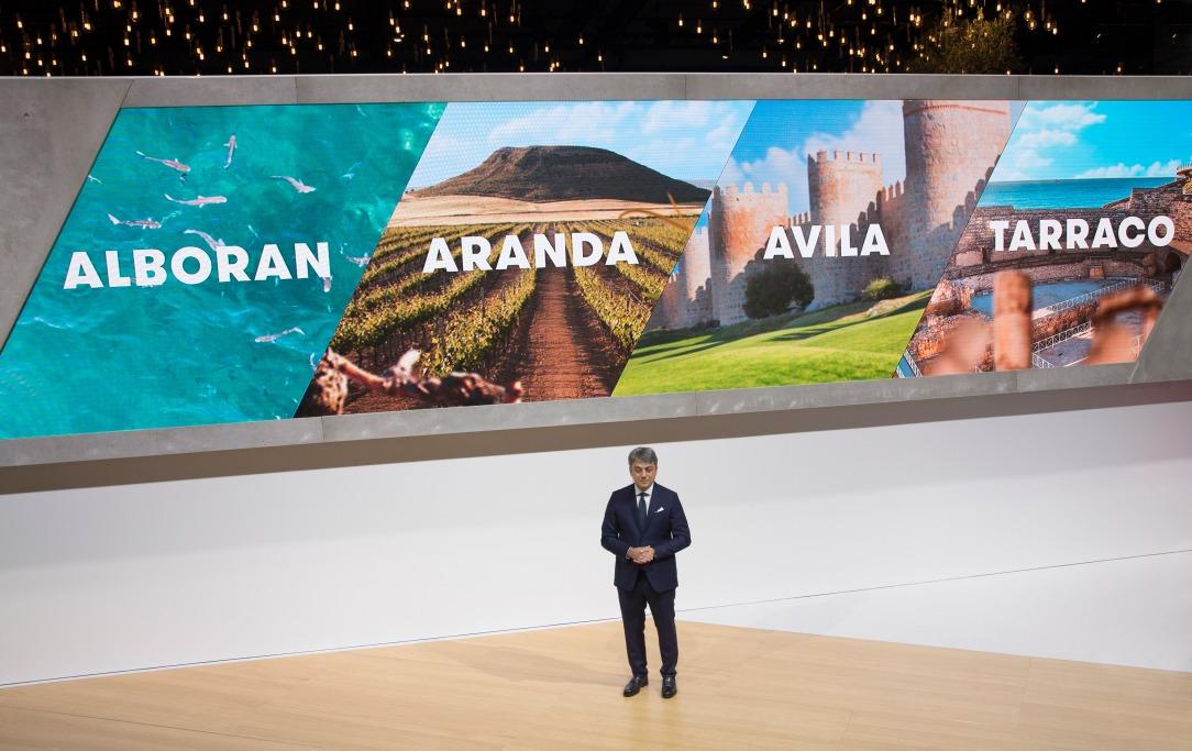 El nuevo SUV de SEAT se llamará Alborán, Aranda, Ávila o Tarraco (2)