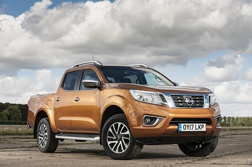 Nissan Navara picks up Best Pick-up 2018 award