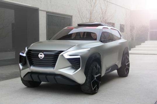 Xmotion Concept conecta las raíces japonesas de Nissan y su rico patrimonio de ingenio.