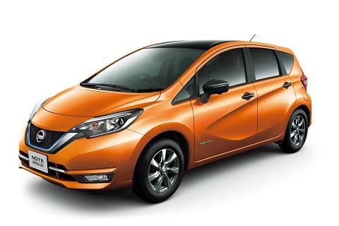 Nissan's e-POWER technology wins environmental award