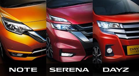Nissan Note tops Japan's January sales rankings