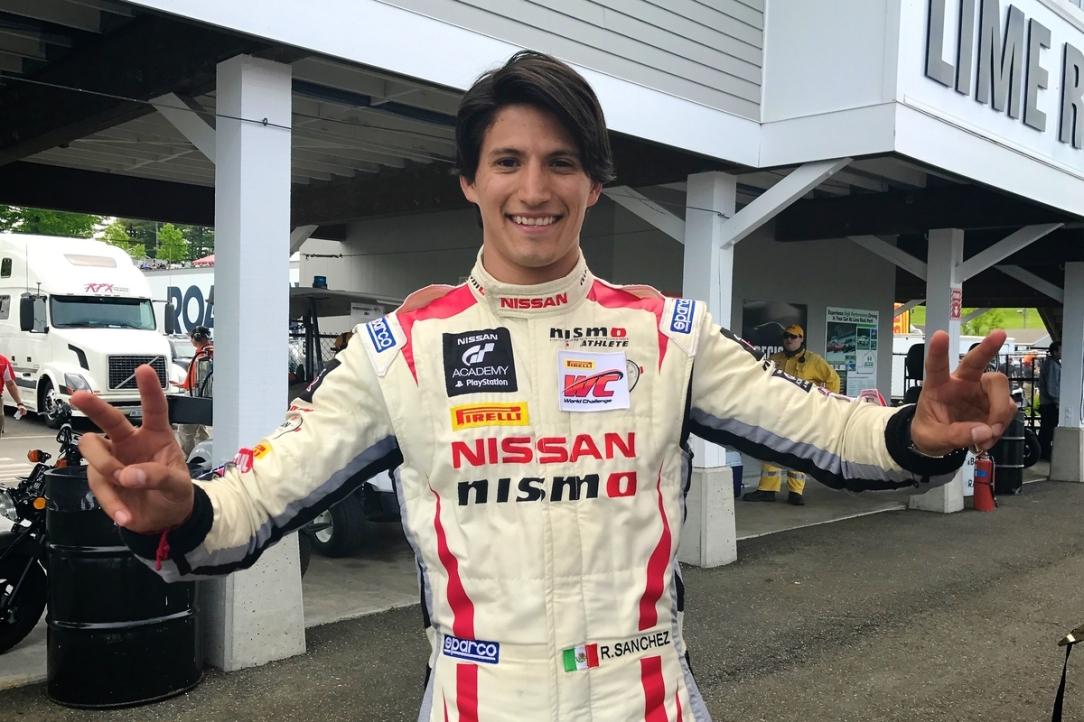 Sanchez ready for Pirelli World Challenge at Salt Lake City