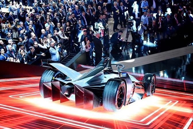 Nissan presenta el prototipo del vehículo que debutará en la F