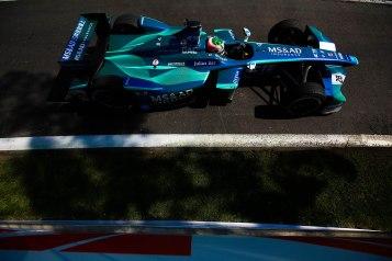 | Driver: Antonio Felix da Costa| Team: MS & AD Andretti| Number: 28| Car: ATEC-03|| Photographer: Shivraj Gohil| Event: Mexico City ePrix| Circuit: Autodromo Hermanos Rodriguez| Location: Mexico City| Series: FIA Formula E| Season: 2017-2018| Country: Mexico|| Session: FP2|