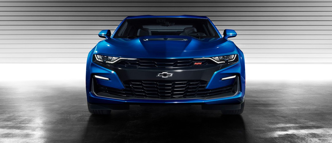 2019 Camaro SS now offered with 10L80 10-speed paddle-shift auto