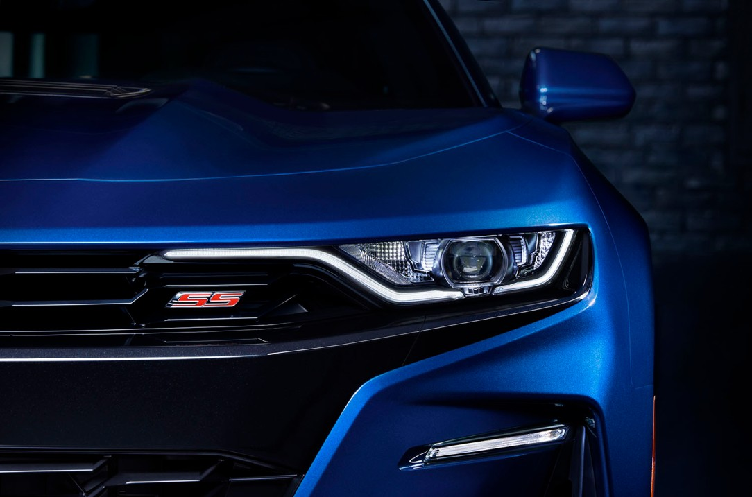 The 2019 Camaro's updated designs are not only striking but al