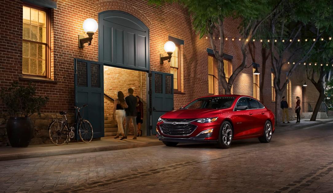 Chevrolet Presenta Sus Nuevos Modelos 2019 Cafre Al Volante