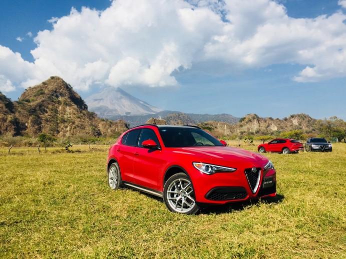 Alfa Romeo Stelvio Mexico 4