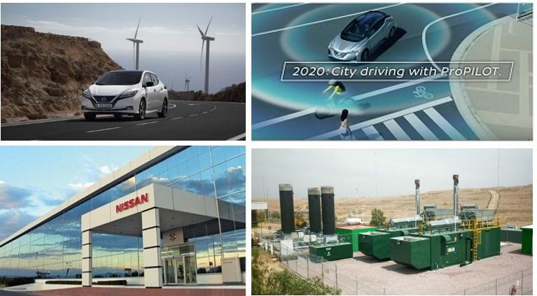 Nissan reafirma su compromiso con el cuidado del medio ambiente.