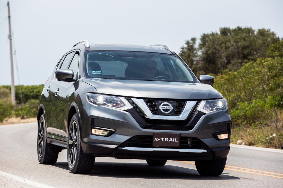 Nissan X-Trail se mantiene como el SUV más vendido del mundo