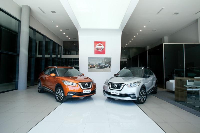 Cada diez minutos se vende una unidad Nissan Kicks en América L