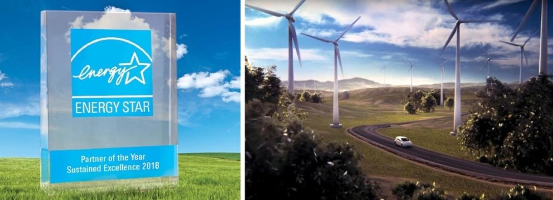 Nissan es reconocida por su compromiso con la reducción de emis
