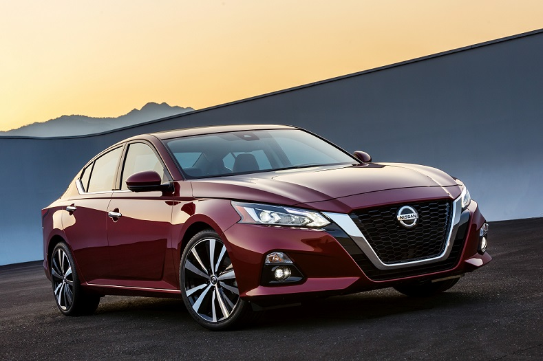Nissan Altima llevará la visión Nissan Intelligent Mobility a