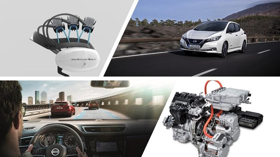 Las últimas tecnologías de Nissan que están transformando el