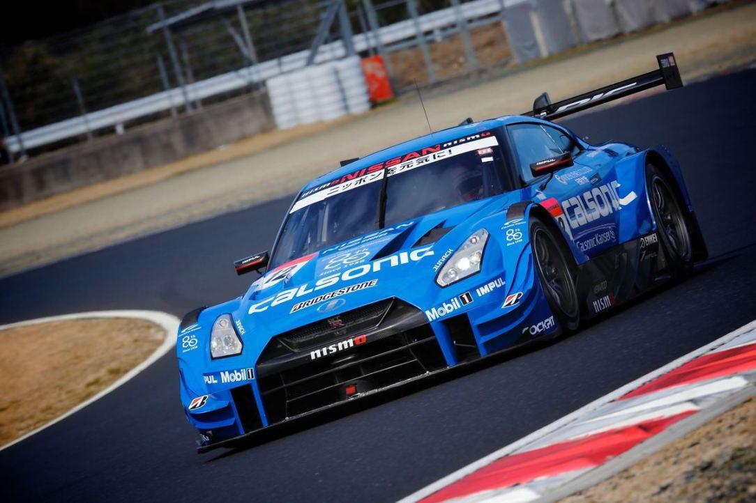 Nissan buscará conquistar nuevamente el título de Super GT