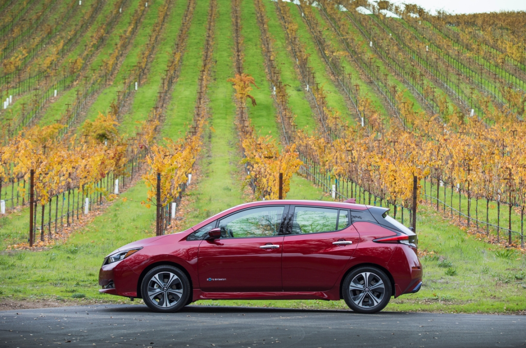 All-new 2018 Nissan LEAF named '2018 World Green Car'