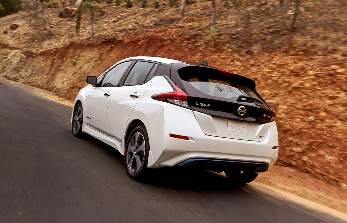 """All-new 2018 Nissan LEAF wins """"CES 2018 Best of Innovation"""""""