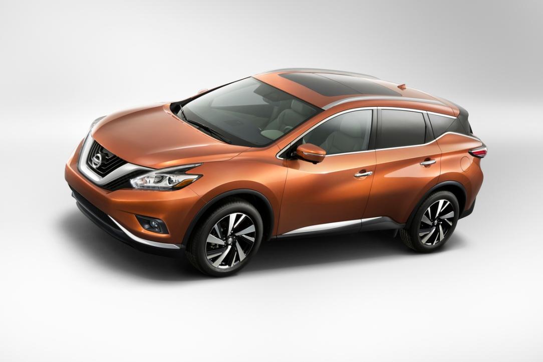 Nissan Murano: la inspiración detrás de un peculiar y emblemá