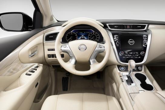 La tercera generación de Nissan Murano llega a México, haciendo gala de su emblemático diseño.