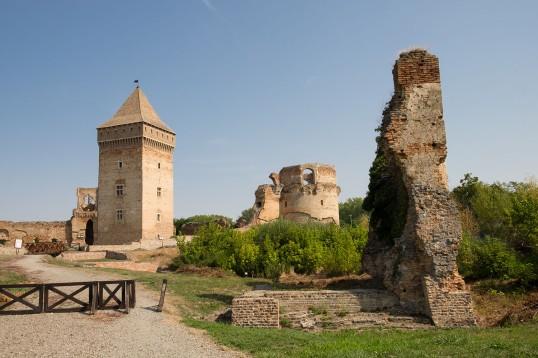 SEAT_Exploring_Places_La Fortaleza de Vojvodina es uno de los puntos que se pueden visitar en esta ruta serbia