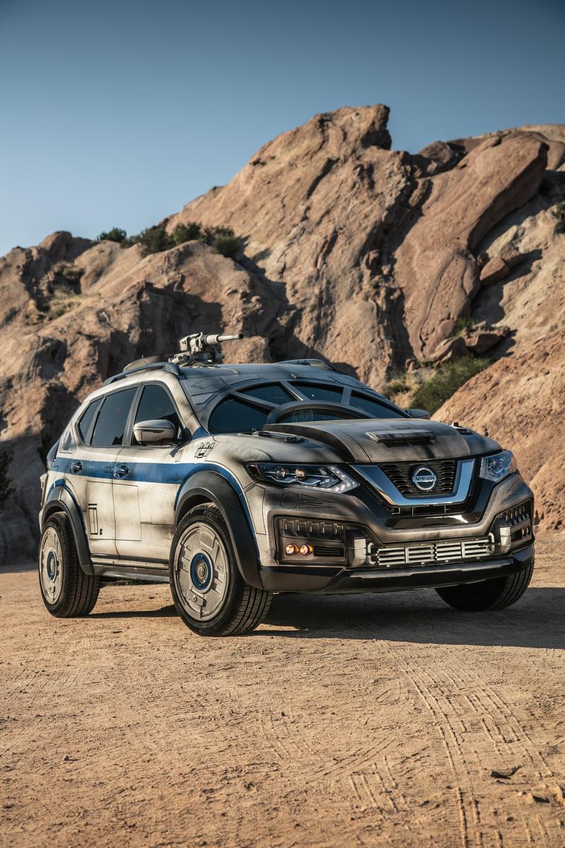 """Nissan presenta un nuevo vehículo inspirado en """"Solo: A Star"""