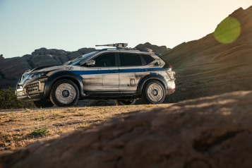 """Nissan presenta un nuevo vehículo inspirado en """"Solo: A Star Wars Story"""""""