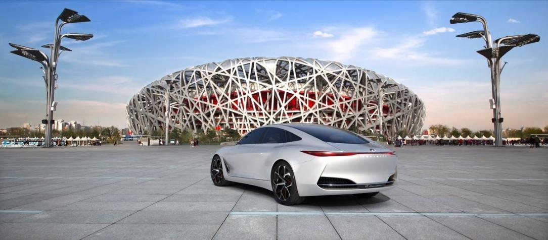 INFINITI producirá cinco nuevos modelos en China que electrific
