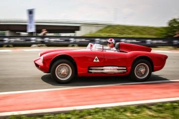 Alfa Romeo Mille Miglia_Marcus Ericsson track
