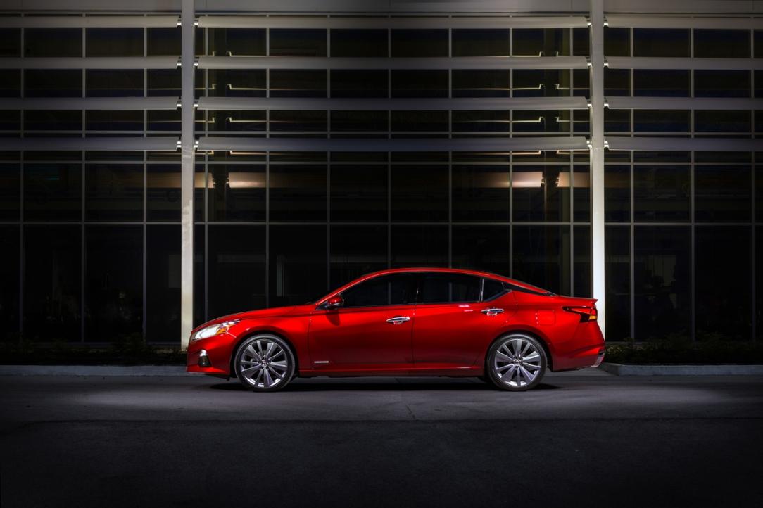 Nissan Altima Edition ONE: una versión limitada del nuevo Altim