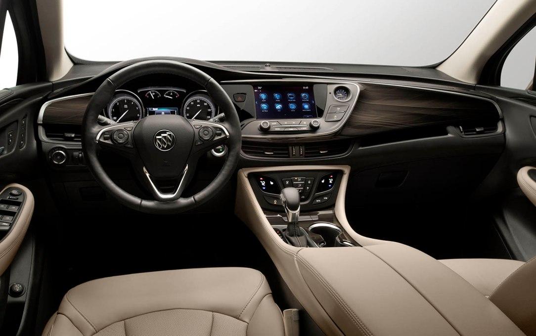 Buick Envision 2019 - Interior