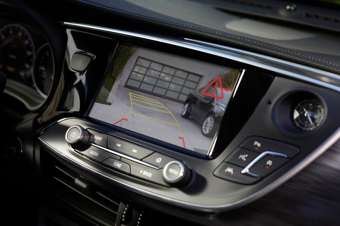 Buick Envision 2019 - Rear Vision Camera