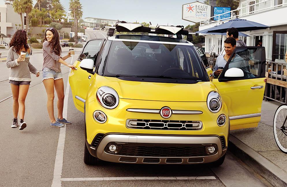 Fiat 500L 2018_exterior front