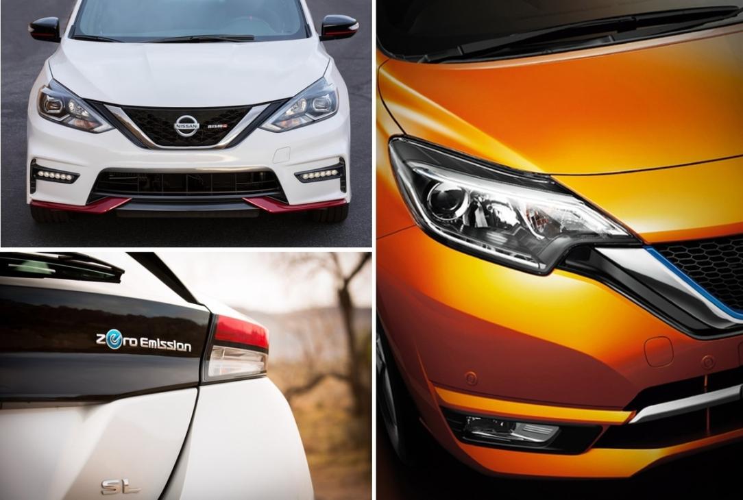Nissan presenta los vehículos que jamás hubieras creído ideal