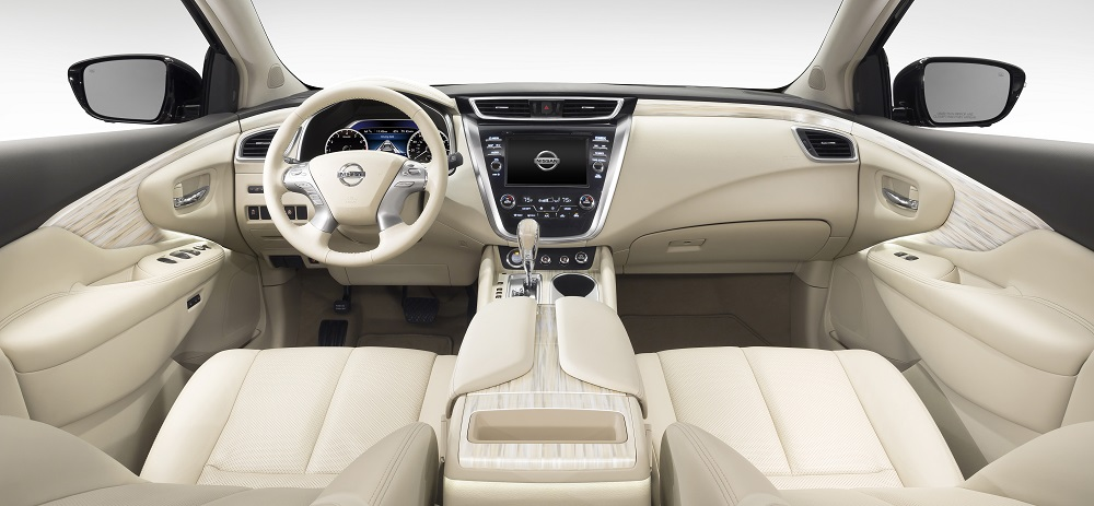 Nissan Murano llega a los pisos de venta, listo para conquistar