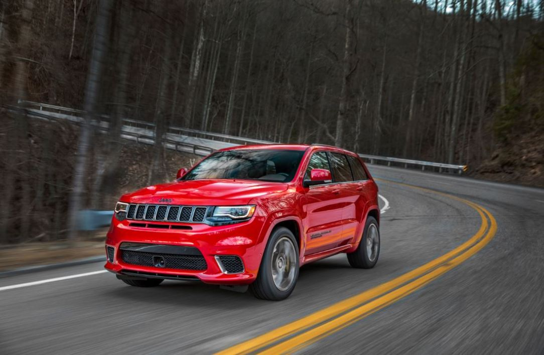 Jeep® Grand Cherokee Trackhawk 2018_1
