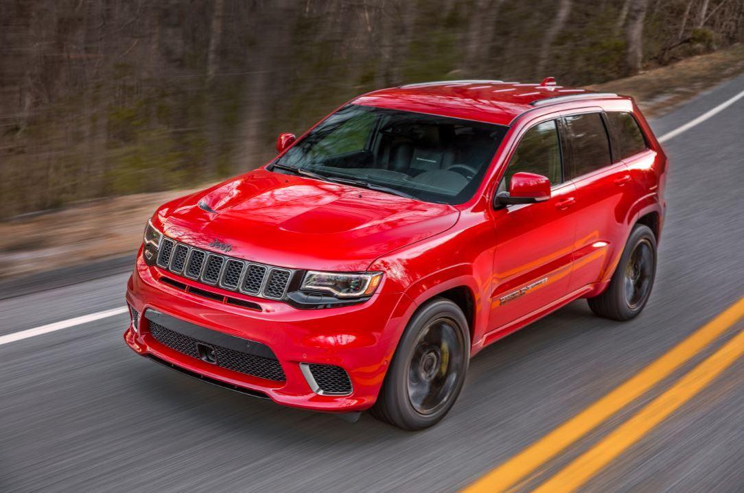 Jeep® Grand Cherokee Trackhawk 2018_2