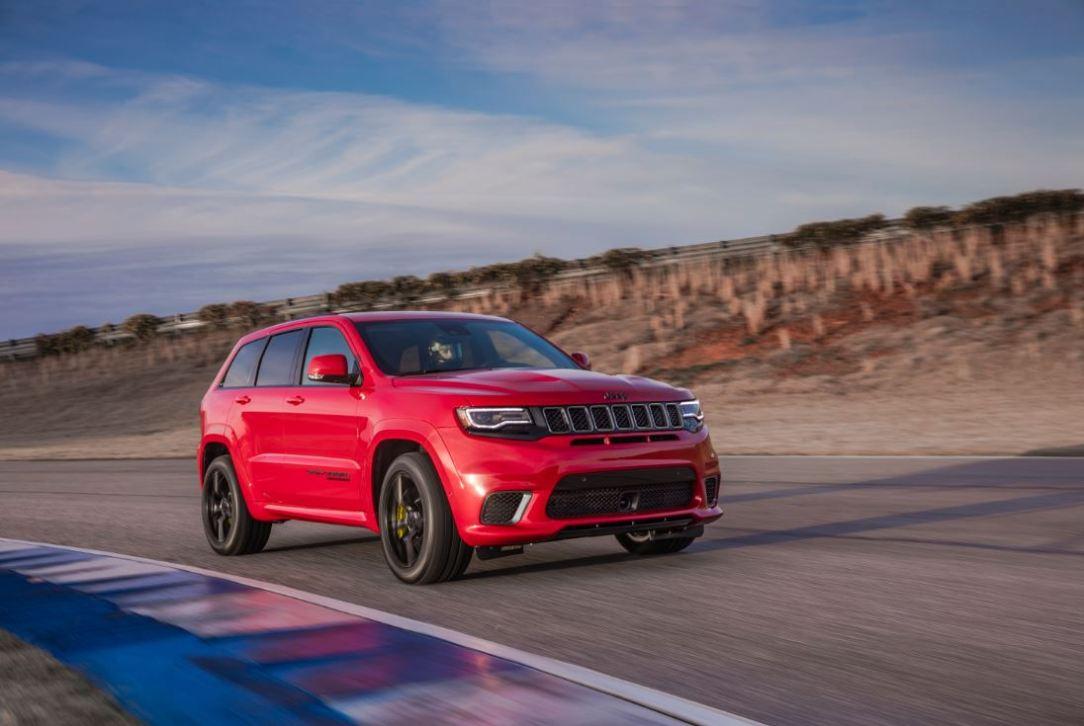 Jeep® Grand Cherokee Trackhawk 2018_5