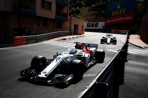 MonacoGP_Alfa Romeo Sauber Ericsson