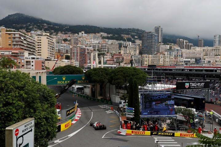 MonacoGP_Alfa Romeo Sauber Panor