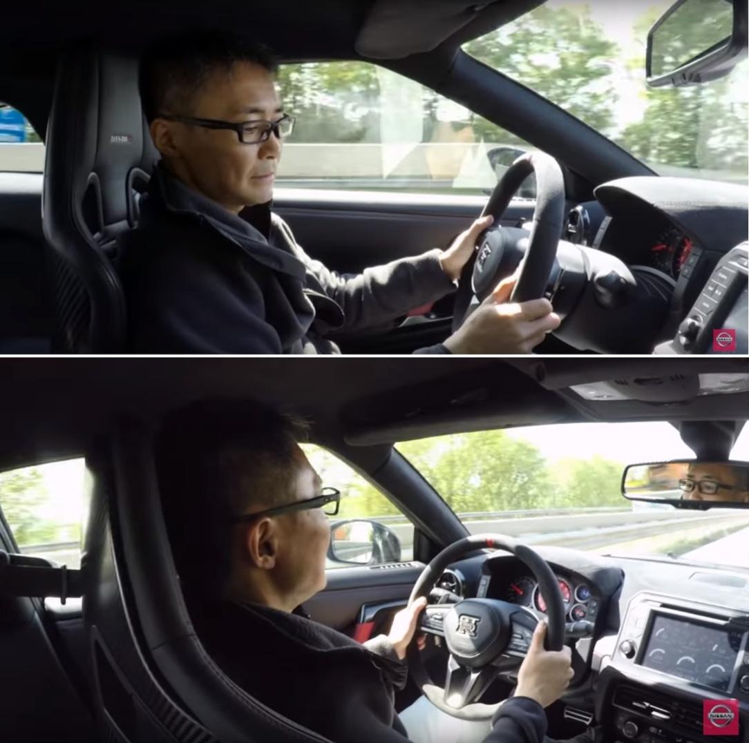 Nissan GT-R enamora a Kazunori Yamauchi, CEO de Polyphony Digita