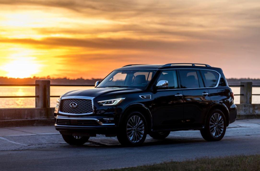 INFINITI QX80 gana la categoría de Gran SUV en los Premios de V