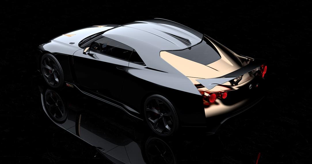 Nissan e Italdesign develan un prototipo edición limitada de GT