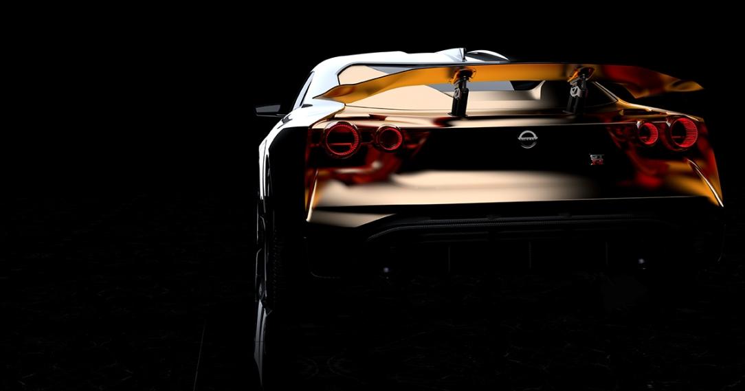 Nissan e Italdesign revelam protótipo único do GT-R