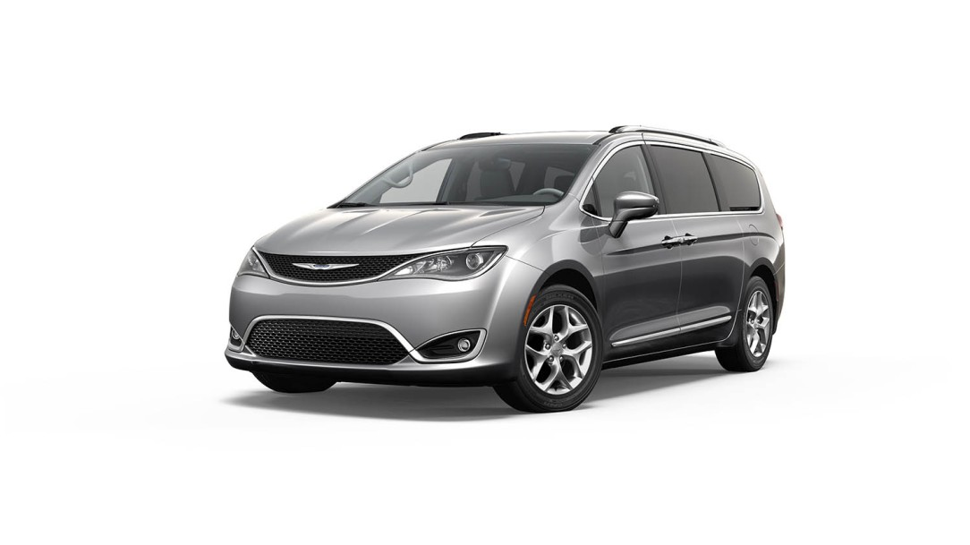 Chrysler Pacifica Limited 1