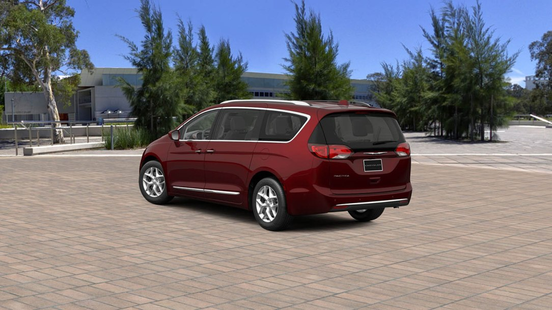 Chrysler Pacifica Limited 3