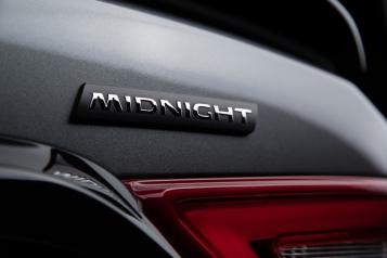 Nissan presenta en México la gama 'Midnight Edition' conformada por cinco de sus modelos insignia