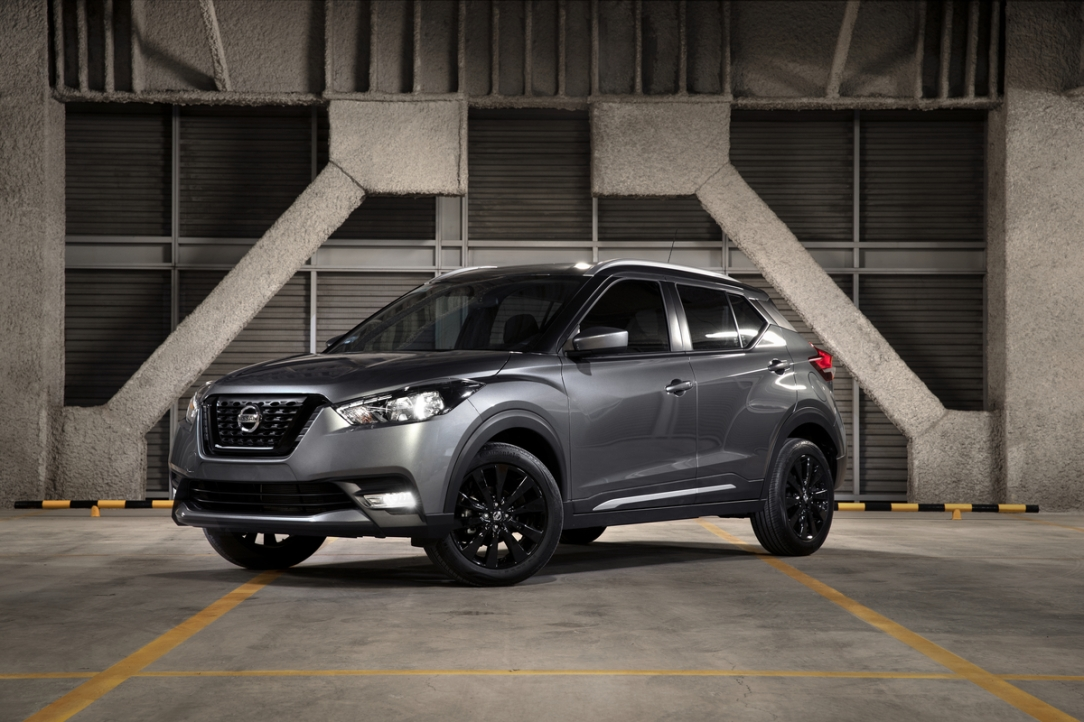 Nissan presenta en México la gama 'Midnight Edition' confor