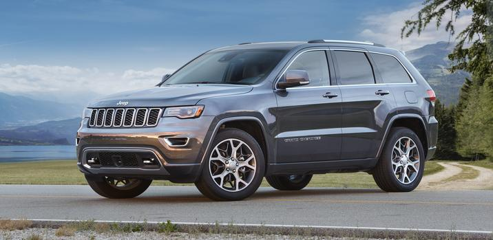 Jeep® Grand Cherokee 2018
