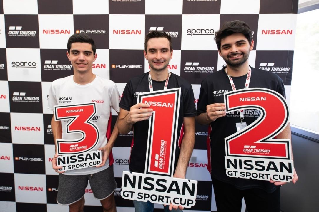 NISMO celebra la final del campeonato virtual Nissan GT Sport Cu